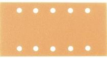 Smirdex 820 obdĺžnik 115x230mm 10 dier P80